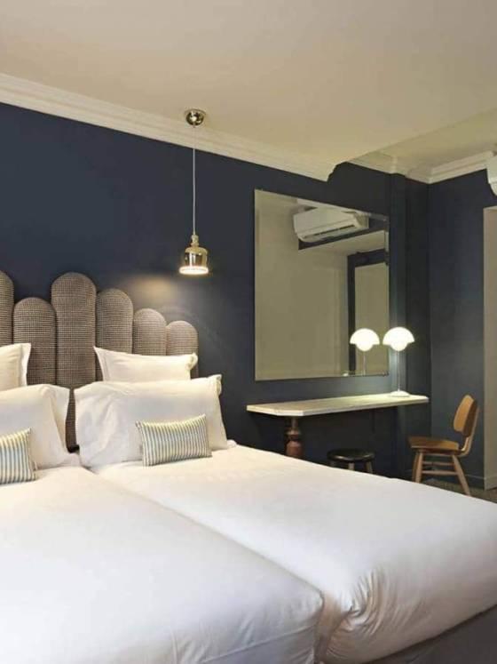 Hotel Paradis, Paris France - Créateur de l'année Maison & Objet paris septembre 2015 Dorothée Meillichon. ©Kristen
