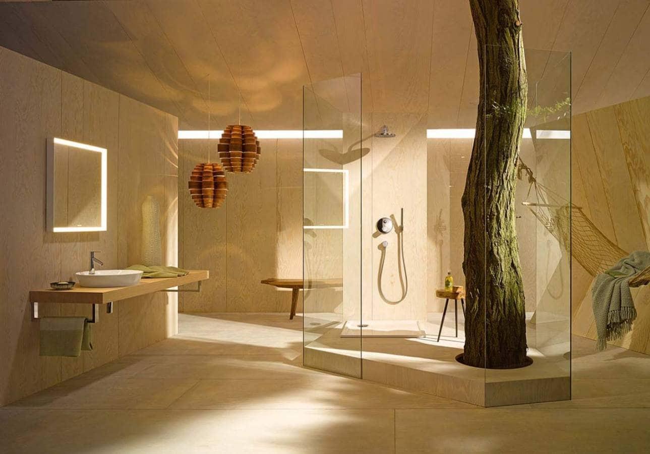 10 Salles De Bains Minimalistes Et Fonctionnelles