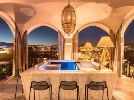 Hôtel Sahrai - Maroc - Fès
