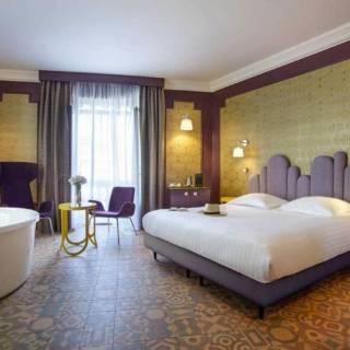 Grand Hôtel du Midi - Montpellier - Chambre Deluxe - Décoratrice Julie Gauthron