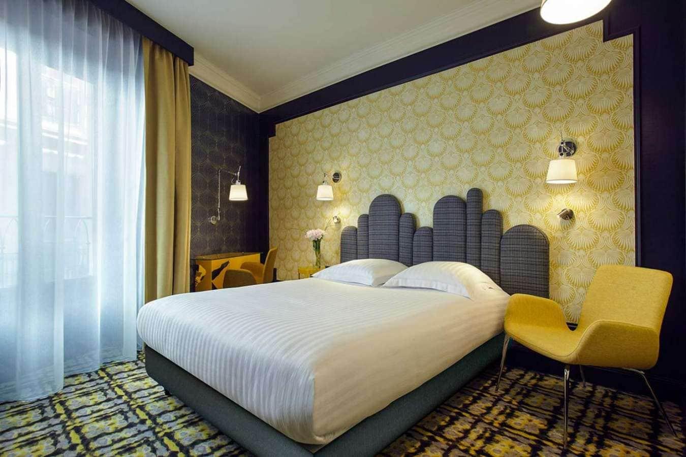 Grand Hôtel du Midi - Montpellier - Chambre Classique - Décoratrice Julie Gauthron