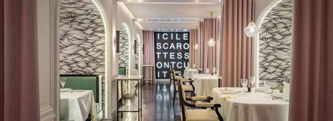 Restaurant Paris - 16ème - Photographe Jérôme Galland