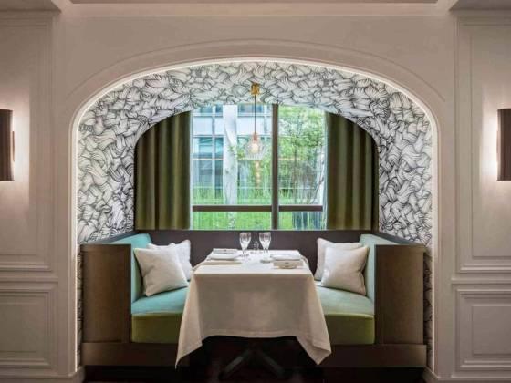 Restaurant Paris - 16ème Photographe Jacques Gavard