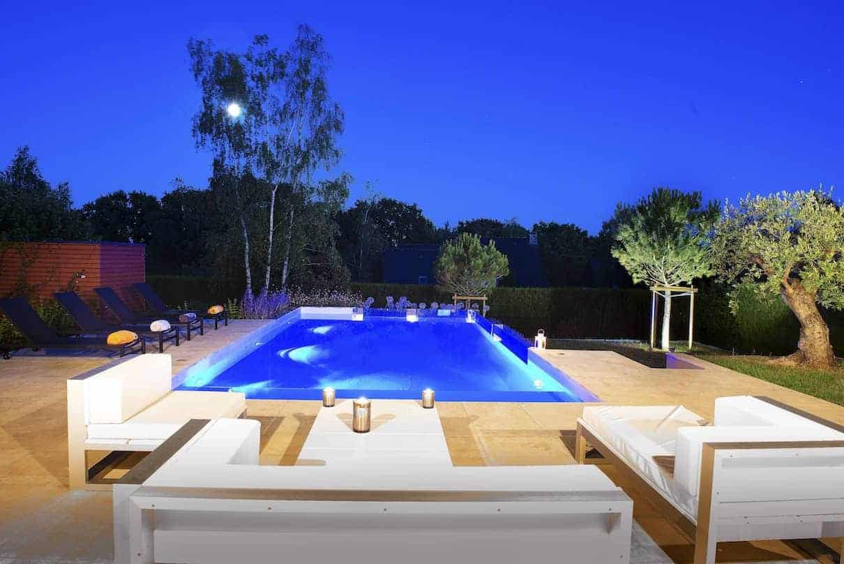 Piscine Aquilus Hors Sol piscine et spa 2016, living pool