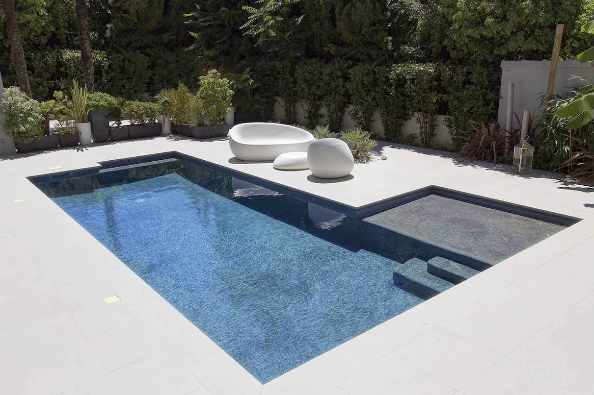 Piscine et spa 2016 living pool for Piscine 4 par 8
