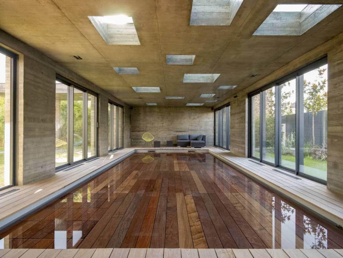 Piscine et spa 2016 living pool for Margelle piscine miroir