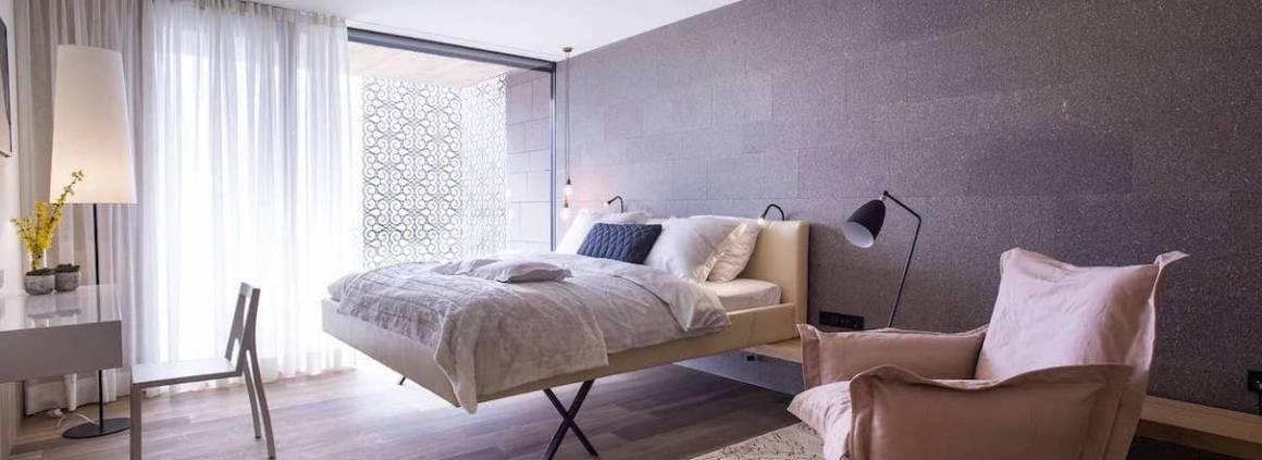 Une nouvelle adresse de charme réalisée par les architectes Stephan Marx et Elke Ladurner, avec la Moroso Creative Team, pour meubler l'intérieur, tout en simplicité.