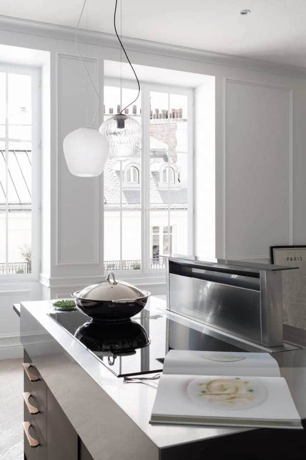 10 cuisines pour vous inspirer - Credence corian ...