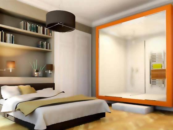Un appartement au carré