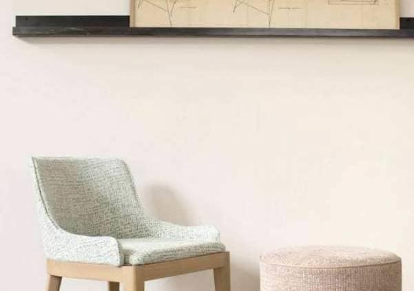 Collection Pasha, style tweed présentant un portfolio de textures, chenilles à l'aspect velours irisé et petits motifs irréguliers. Modèle Nubie, Alexandrie et Ispahan.