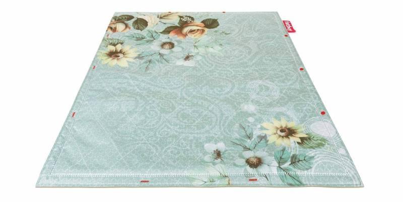 Fatboy, Non-Flying Carpet – Nouveau design de Saskia van der Linden. En polyester avec mousse de 6 mm. 180 x 140 cm.