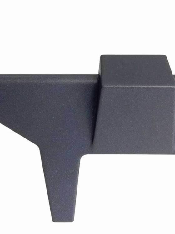 Le mulet est fabriqué à partir de la fonte solide. Idéal pour une utilisation comme ornement ou doorstop l'objet ludique a été conçu pour représenter le travail acharné et la détermination au cœur de la société.