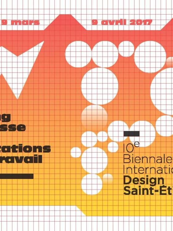 Biennale Internationale Design Saint-Étienne 2017