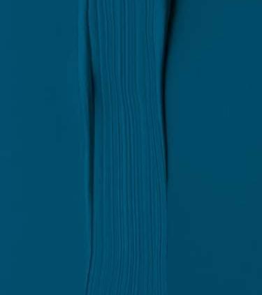 Peinture naturelle et écologique, coloris Bleu de Suède. ©Pure & Paint