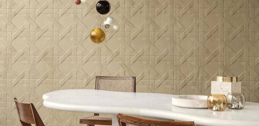 Collection de décors muraux 3D Spectra