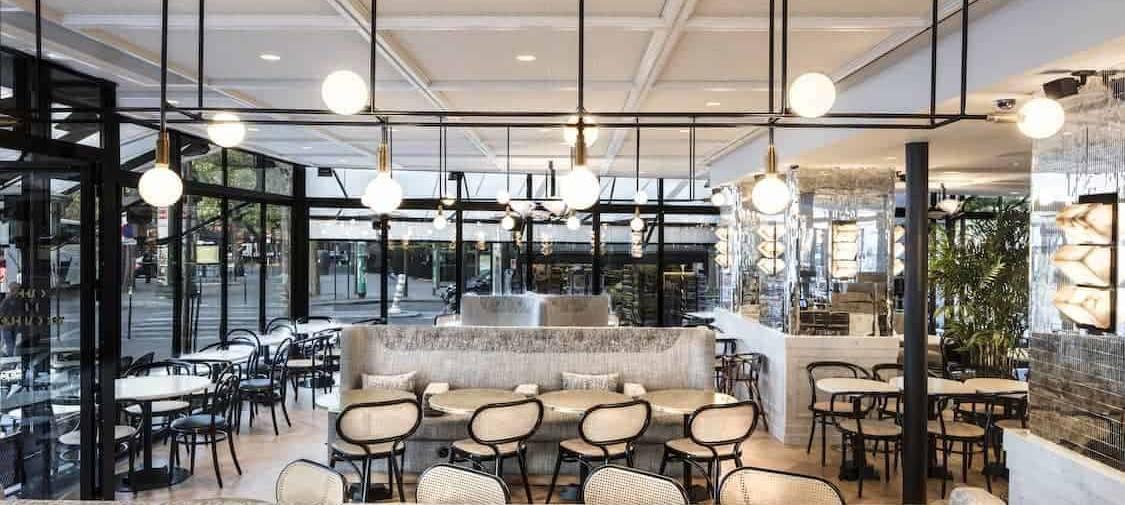 Le Café du Trocadéro 4