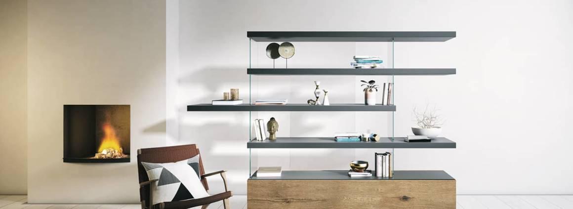 Bibliothèque flottante Air de Lago - Design Vincent Martínez