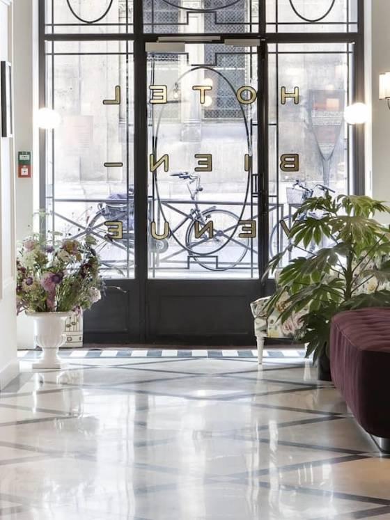 Hôtel Bienvenue - Paris
