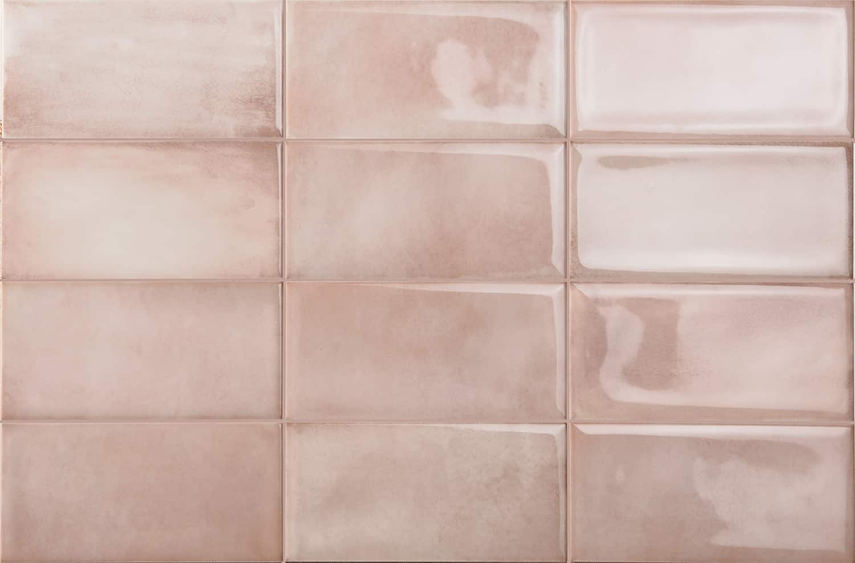 Briques BE IN, semi-grès, aspect vintage. 7 coloris. 10 x 20 cm. ©Iris Ceramica