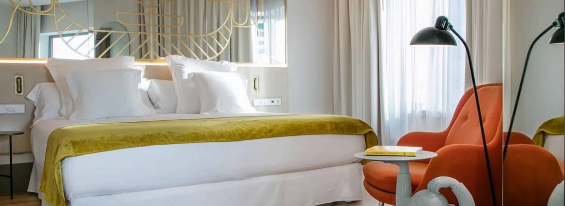 Hôtel barceló Torre - Madrid