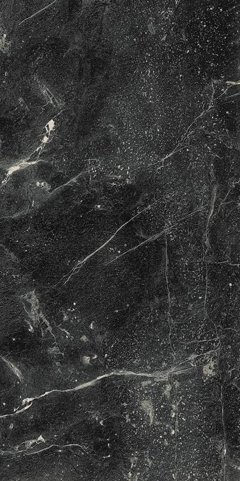 Modèle Coal, collection Northstone, en grès cérame Pierre Bleue. 120 x 60 - 60 x 60/30 cm. ©Ariostea