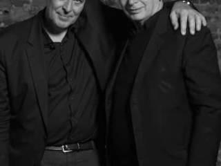 Franck-Argentin et Jean-Nouvel - Photographe Thierry Malty