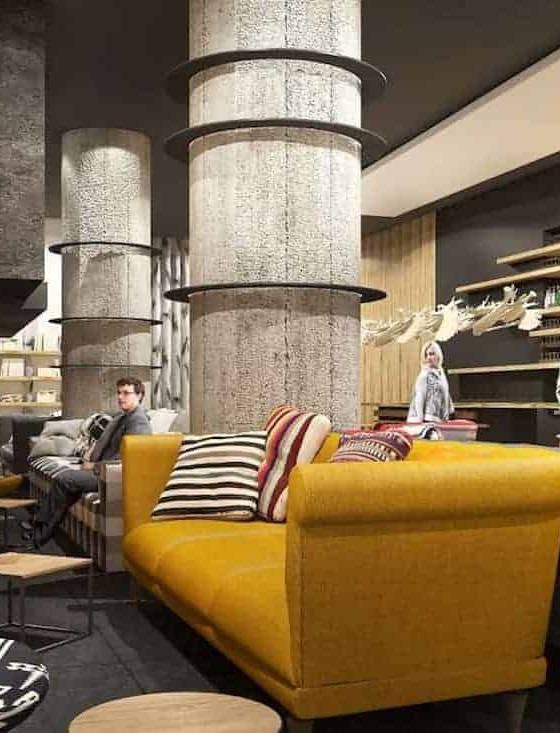 Alpina Eclectic Hotel