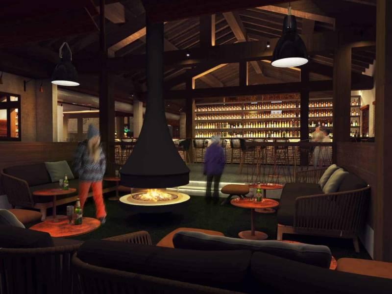 Hyatt Centric™ - La Rosière | Bar