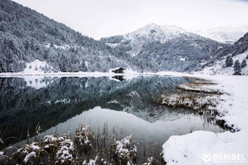 Réserve naturelle de Tueda. Photographe Sylvain Aymoz. Méribel Tourisme