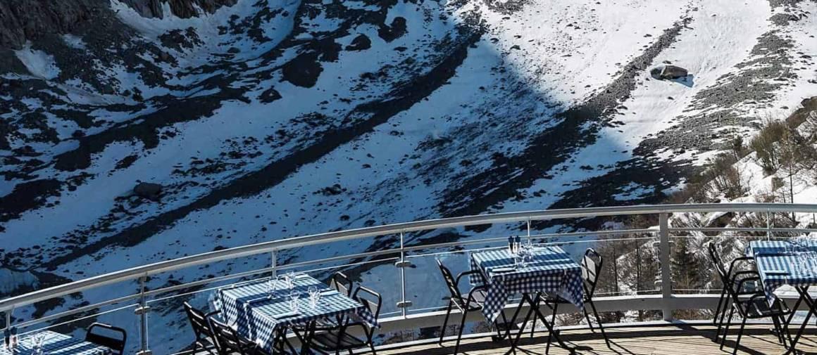 Terminal Neige - Refuge du Montenvers - Chamonix-Mont-Blanc
