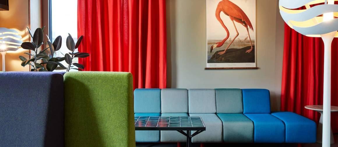 25hours Hotel - Zurich Langstrasse