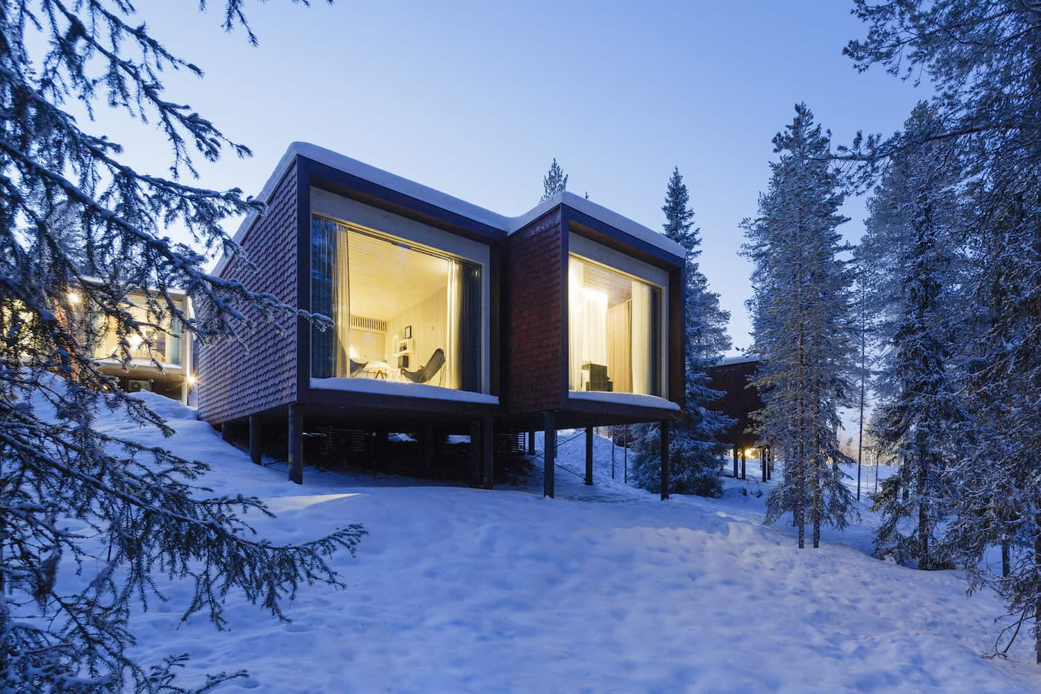 Arctic TreeHouse Hotel - Finlande