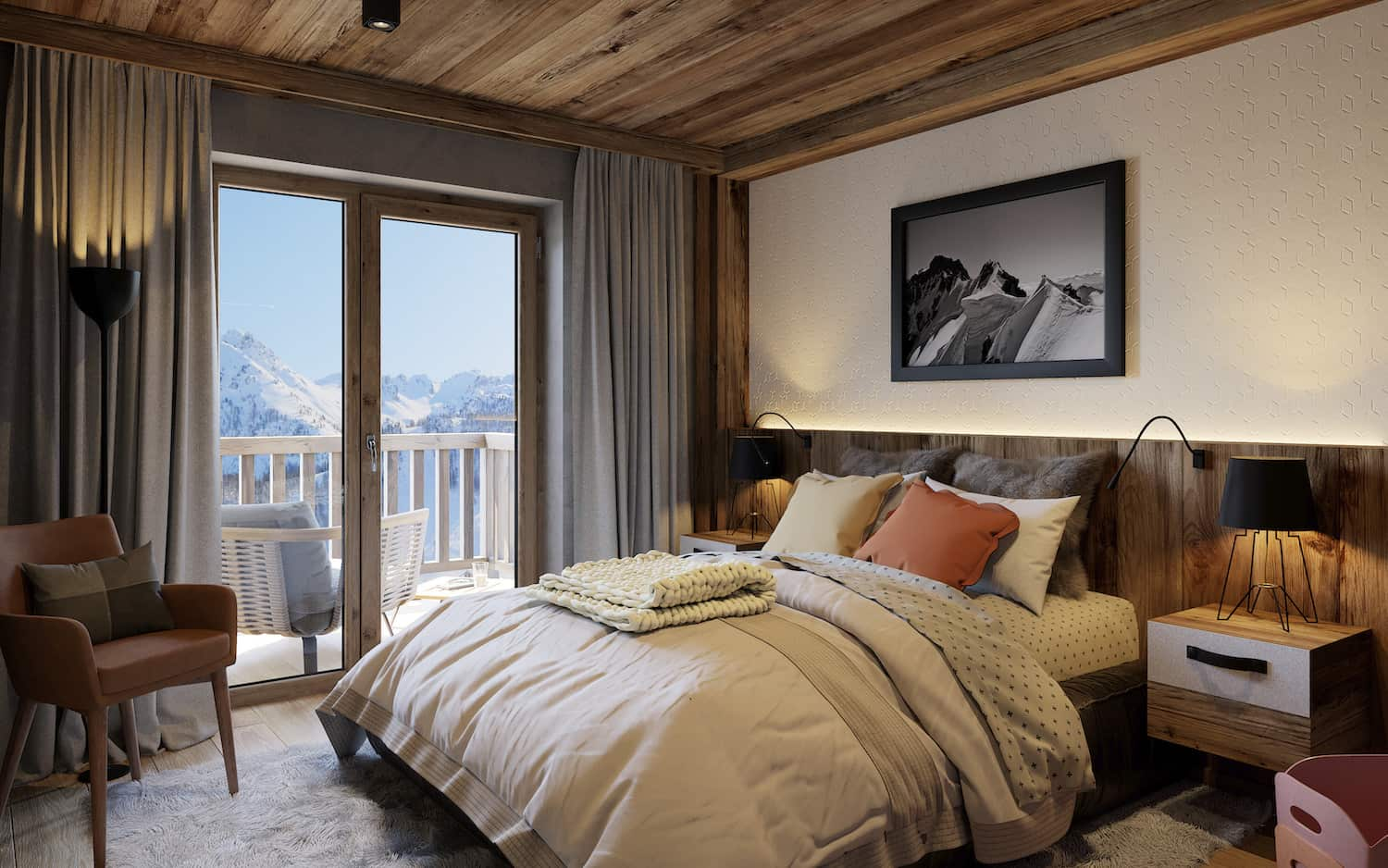 Avancher h tel et lodge val d 39 is re for Hotels val d isere
