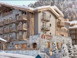 Avancher Hôtel et Lodge à Val d'Isère