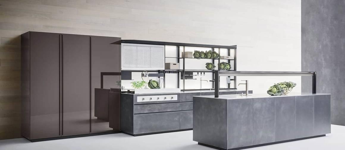 Cuisine Artematica - Design Gabriele Centazzo - ©Valcucine