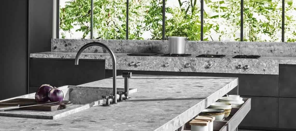 Le designer Vincent Van Duysen réinterprète la poignée encastrée - ©Dada
