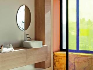 La salle de bains, esprit minimaliste, détente XXL