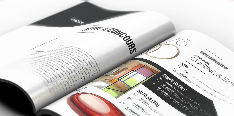 Domodeco le magazine d co archi design en ligne for Magazine deco design