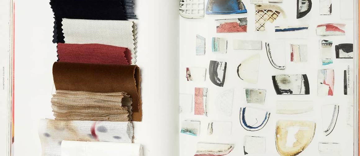 Collection Cotton & Stories, mariant tissus de coton, broderies, design imprimé, aspect tweed et reliefs matelassés. ©Création Baumann