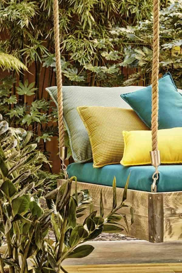Collection tropical spirit outdoor ©sunbrella