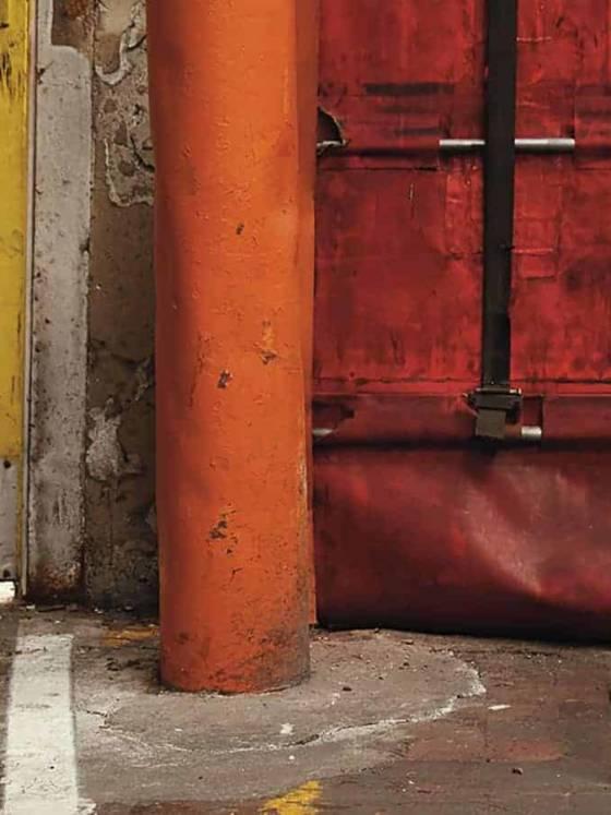 Moodboard caractère - Loft industriel - Zago