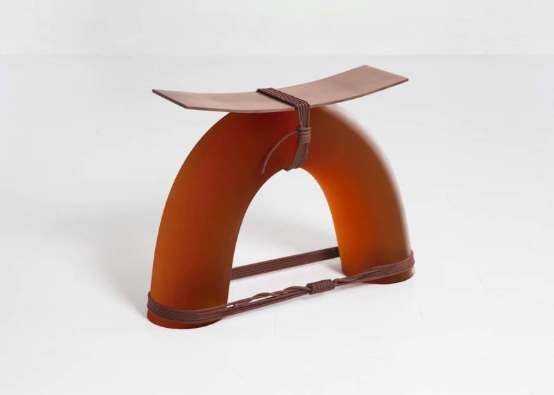 Tabouret equilibrium stool,