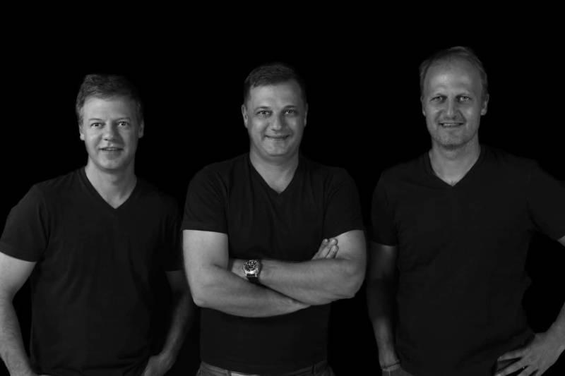 Thierry Frédéric et Jérôme Favre Marinet – Fondateurs de la marque Zago