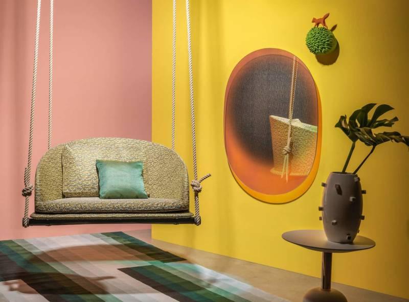 Tissu d'assise beat ©rubelli venezia