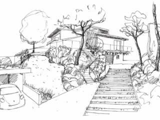 Esquisse-jardin-villa-b-atlas-paysages-architecte-paysagiste-lyon