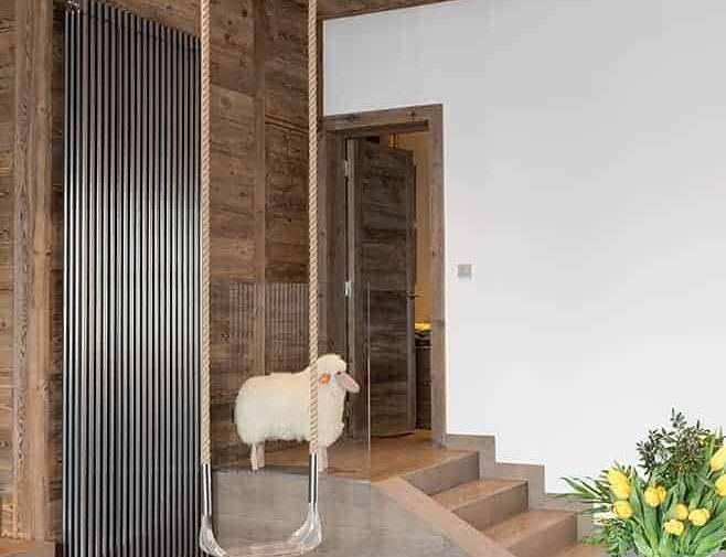 Megève - Rénovation hôtel - Agence Refuge 02