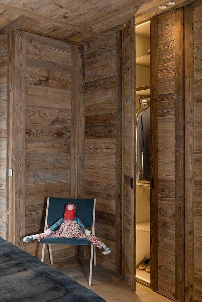 Megève – Rénovation hôtel – Agence Refuge 10