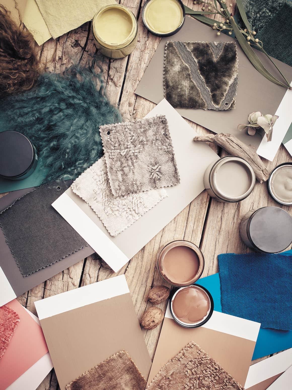 La couleur toutes les nuances 2018 for Peinture a la chaux exterieur