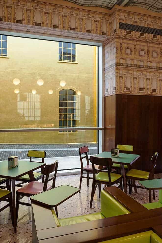 Café de la Fondation Prada - Milan - 02