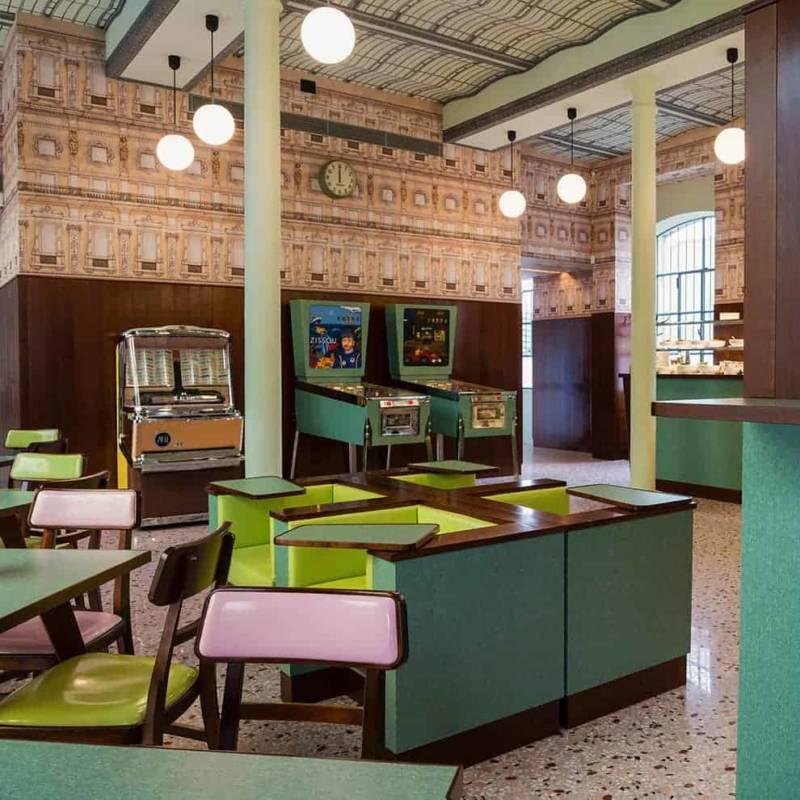 Café de la Fondation Prada – Milan – 03